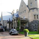 Pulmaauto ZIM ja Taagepera loss